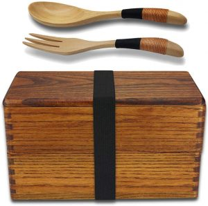 boîte à bento traditionnelle