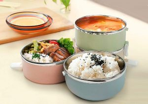 lunch box inox yontree