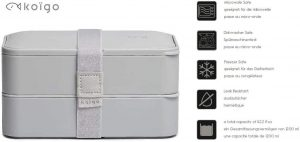 lunch box isotherme koïgo
